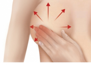 опипавање дојке